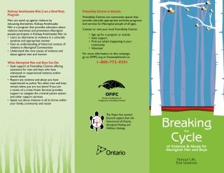Breaking the Cycle - of Violence & Abuse for Aboriginal Men and Boys r2 WEB-1
